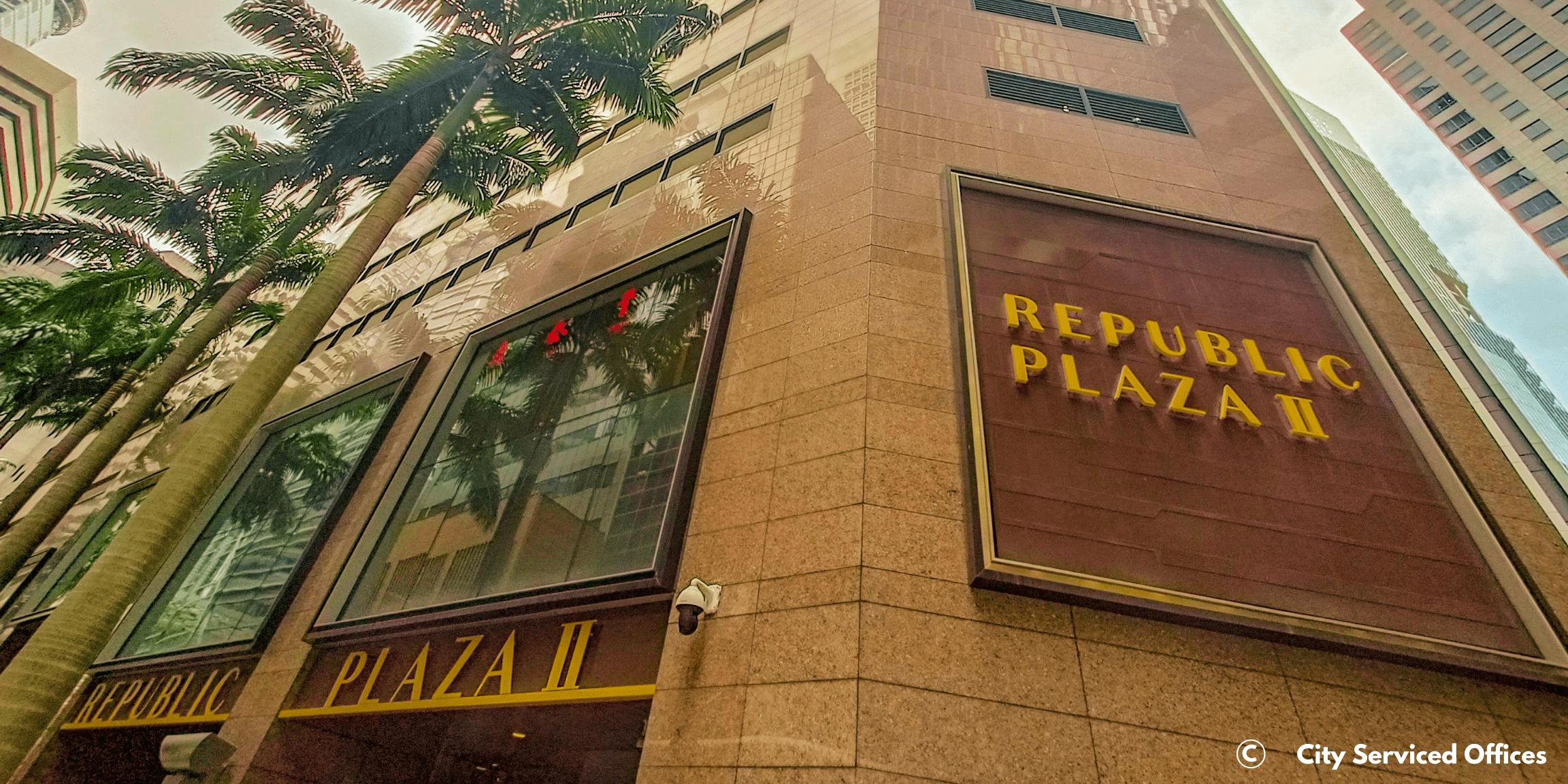 Republic Plaza Tower 2