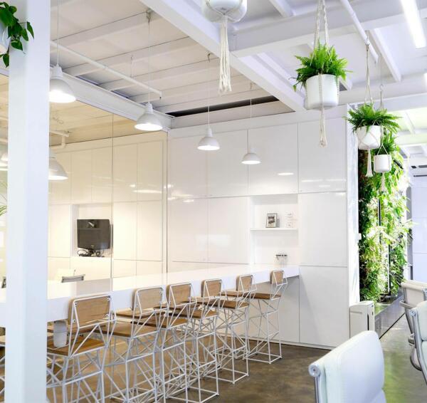 Vertical Green | Pioneer Centre