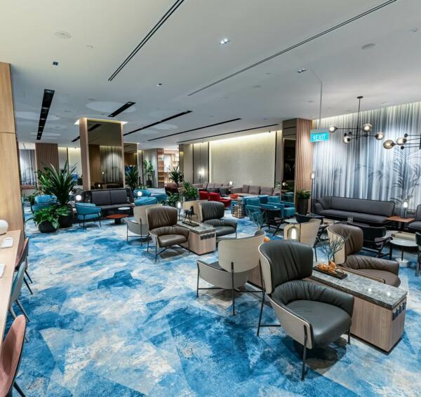Changi Lounge @ Jewel