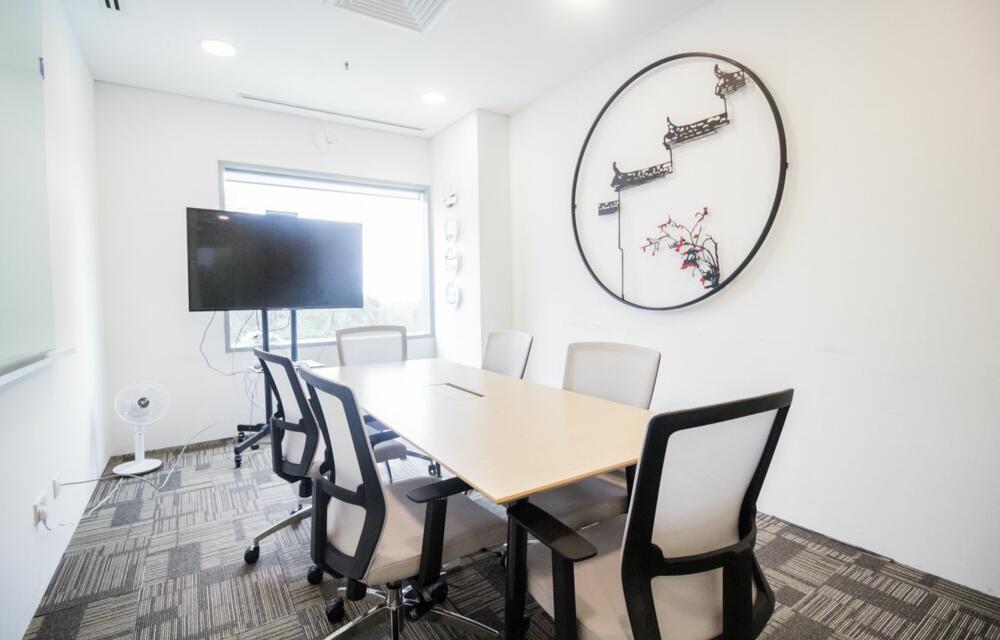 Meeting room 6 pax