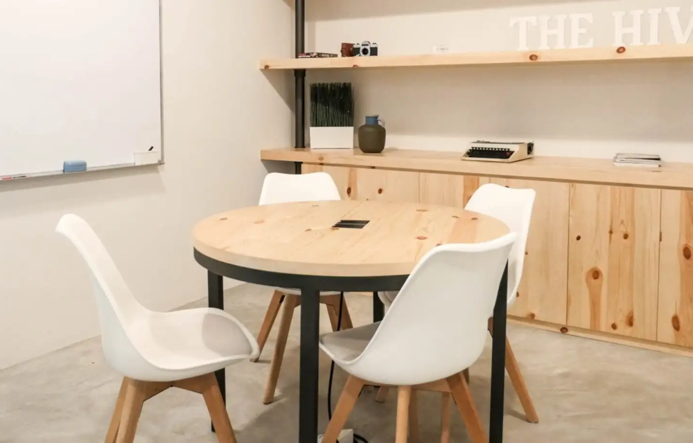 Meeting room for 2