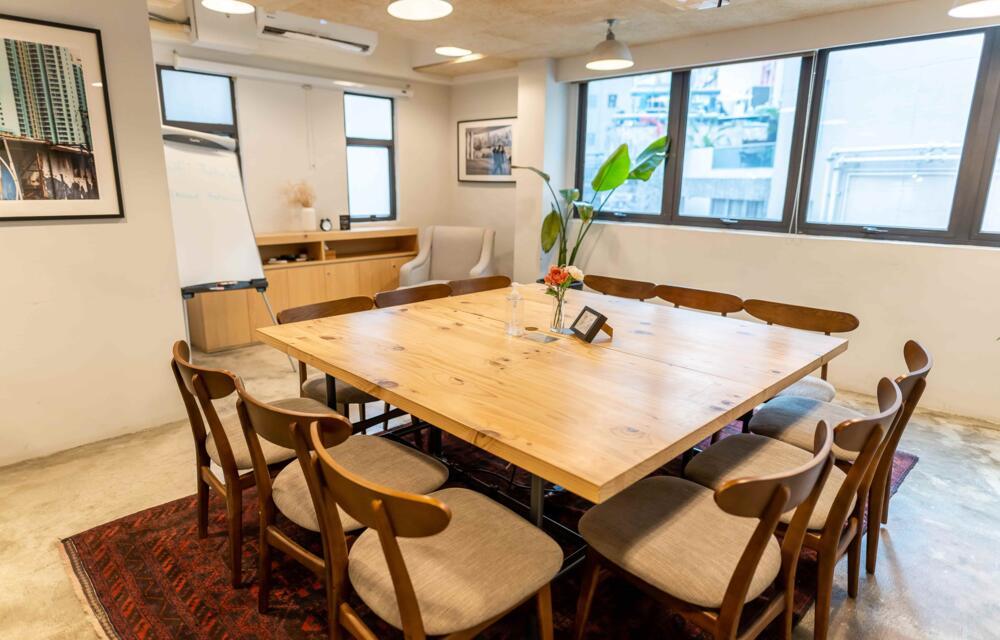 12 Pax Meeting Room